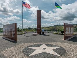 Guadalcanal American Memorial