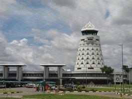 Robert Gabriel Mugabe rahvusvaheline lennujaam