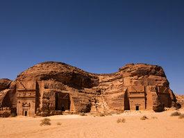 Hegra (Mada'in Salih)