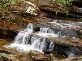 Hidden Falls (Hanging Rock)