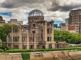 Hiroshima rahumemoriaal