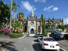 Holy Trinity Cathedral, Port of Spain