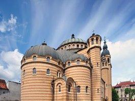 Holy Trinity Cathedral, Sibiu