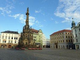 Holy Trinity Column in Olomouc