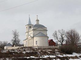 Храм Казанской иконы Божьей матери (Туртень)