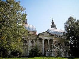 Храм Казанской иконы Божией Матери (Ярополец)