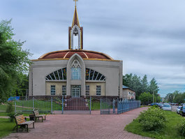 Immaculate Heart of Mary Church, Kemerovo