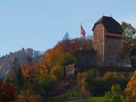 Iberg Castle, St. Gallen