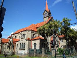 Iglesia San Francisco de Valdivia