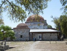 Мечеть Ильяс-бей