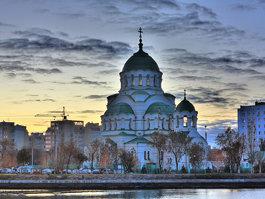 Иоанно-Предтеченский монастырь (Астрахань)