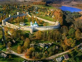 Izborská pevnost