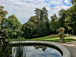 Jardin botanique de la Perrine