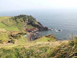 Pulau Vulkanik dan Pipa Lahar Jeju