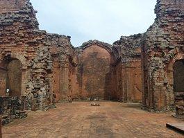 Jesús and Trinidad Jesuit Ruins
