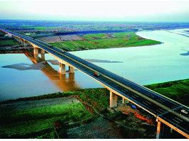 Jinan Yellow River Bridge