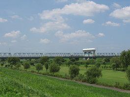 JR武蔵野線 荒川橋梁