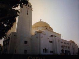 Kathedrale von Dakar