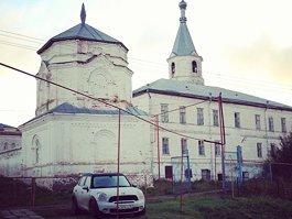 Керенский Тихвинский монастырь