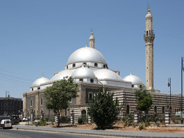 Мечеть Халида ибн аль-Валида