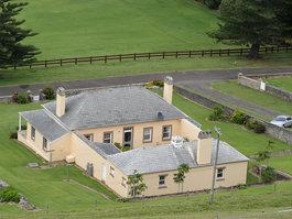 Kingston and Arthurs Vale Historic Area