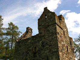 Knock Castle (Aberdeenshire)