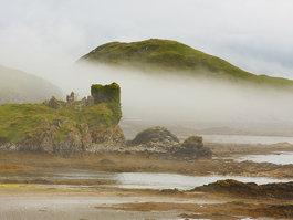 Knock Castle (Isle of Skye)