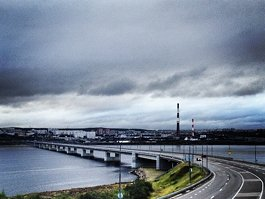 Kola Bay Bridge