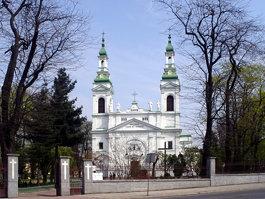 Kościół św. Antoniego Padewskiego, św. Stanisława oraz Matki Boskiej Różańcowej w Tomaszowie Mazowieckim