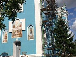 Красногорский Покровский монастырь