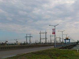 Kremenchuk Hydroelectric Power Plant