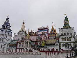 Kreml in Ismailowo