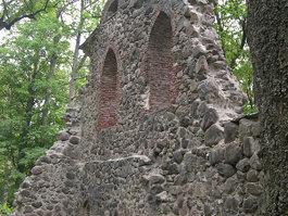 Krimulda Castle Ruins