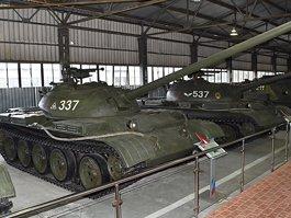 Muzeum czołgów w Kubince
