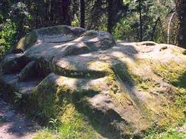 Кудепстинский культовый камень