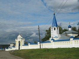 Кукарский Покровский монастырь