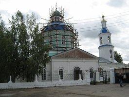 Кукарский Успенский монастырь