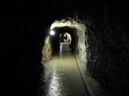 La Verna cave
