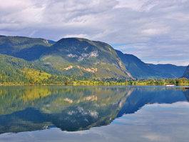 Bohinjské jezero