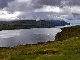 Lake Eiði