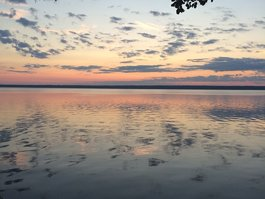 Lake Glubokoye (Karelian Isthmus)