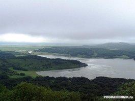 Lake Khasan