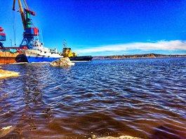 Lake Krasnoye (Chukotka)