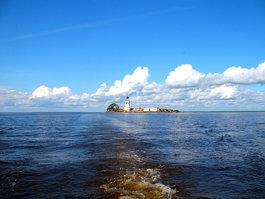 Lake Kubenskoye