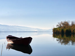 Lake Trichonida