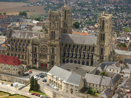 Kathedrale von Laon