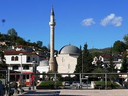Lead Mosque, Berat