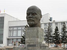 Lenin-patsas (Ulan-Ude)