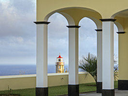 Lighthouse of Ponta Garça