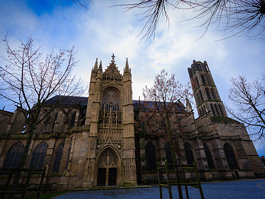 Limoges Cathedral